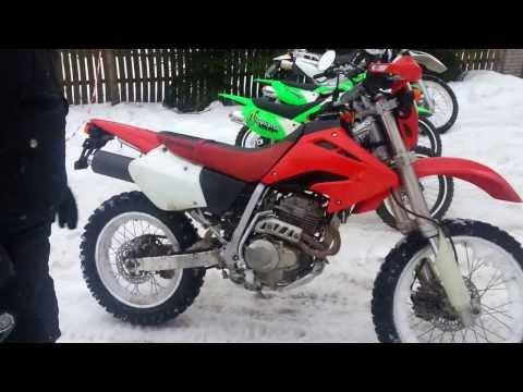 PRO Эндуро Выбор эндуро : Yamaha TTR 250 ,Irbis 125, Honda XR 250