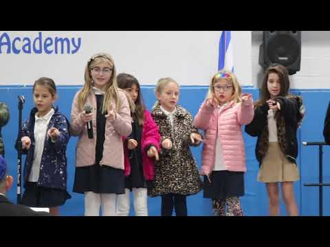 The Hebrew Academy of New Jersey Celebrates Thanksgiving 2019!