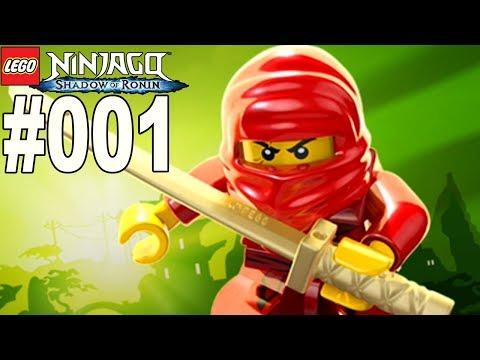 LEGO NINJAGO SCHATTEN DES RONIN #001 Kai auf Chens Insel 🐲 Let's Play Shadow of Ronin [Deutsch]