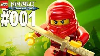 LEGO NINJAGO SCHATTEN DES RONIN #001 Kai auf Chens Insel 🐲 Let