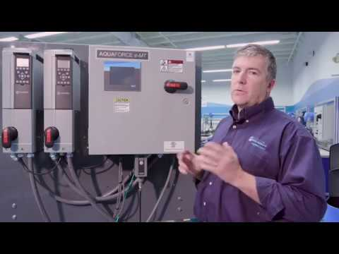 Aquaforce e-MT Package Booster System