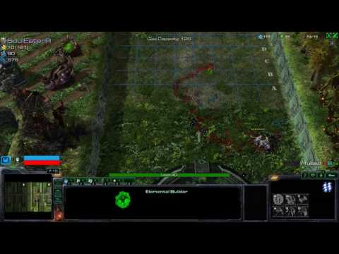 StarCraft 2 STD Chaos refined - Mass zergling got us