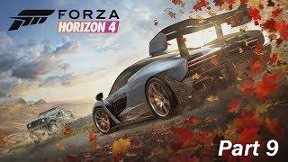 Forza Horizon 4 - The Delta-Wing Showcase - Part 9 (Playthrough)