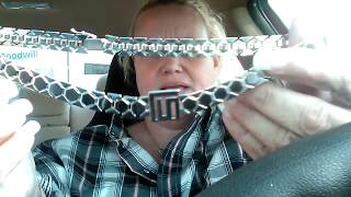 Finding real expensive jewelry in Goodwill haul video
