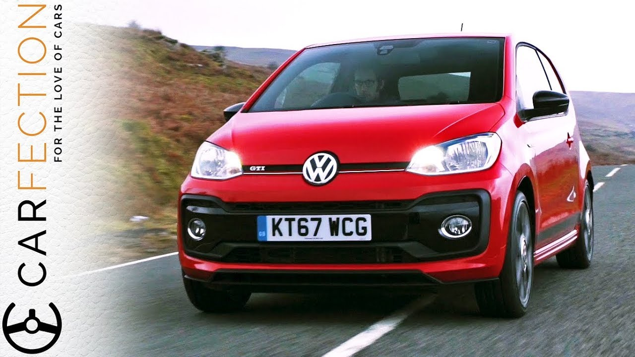 VW Up GTI: Rebirth Of The Hot Hatch? - Carfection