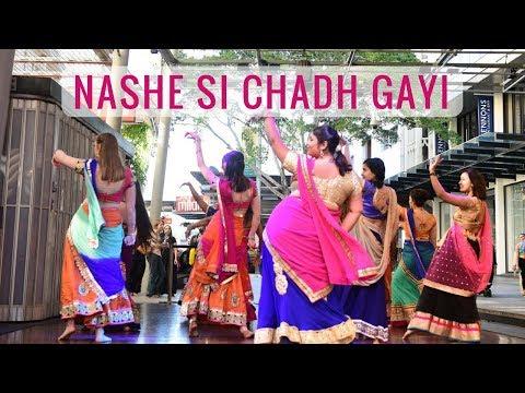 Nashe Si Chadh Gayi - Befikre  Dance Performance  Dance Masala  Divya Nair Choreography