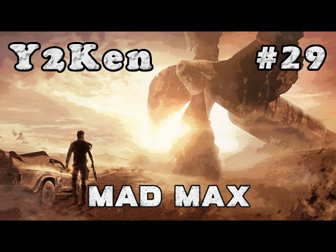BUZZARD'S BELLY -- DEEP FRIAH'S WATER STORAGE | Mad Max Playthrough - Episode 29 [Let's Play]