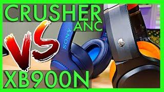 Skullcandy Crusher ANC vs Sony WH-XB900N
