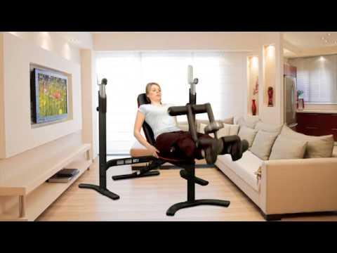 Adidas Banc Olympique  Tool Fitness  Youtube