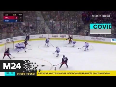 Россиянин из НХЛ продаст клюшку с благотворительных торгов - Москва 24