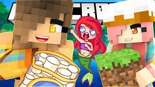WHAT ARE WE EVEN BUILDING!? | Minecraft Build Battle