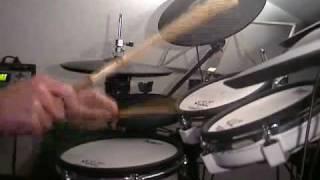 Proper Education Eric Prydz vs Pink Floyd ROLAND TD-12