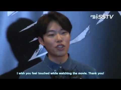 [ENG SUB] 160831 류준열 Ryu Jun Yeol @ 'The Age Of Shadows' Movie Premiere
