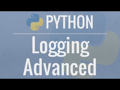 Python Tutorial: Logging Advanced - Loggers, Handlers, and Formatters