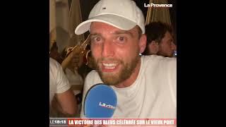 Euro 2021 : une victoire des Bleus face à l'Allemagne fêtée comme il se doit à Marseille