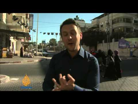 Syria's war refugees attracted to Gaza strip