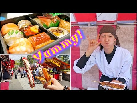 Jour 4 ➪ Kyoto (Japon) - Marathon de la bouffe!