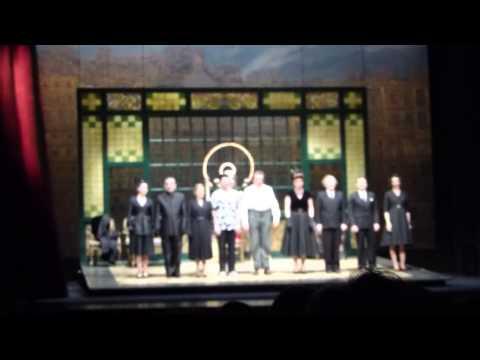 dismappa Verona  Applausi per Luca De Filippo e Carolina Rosi