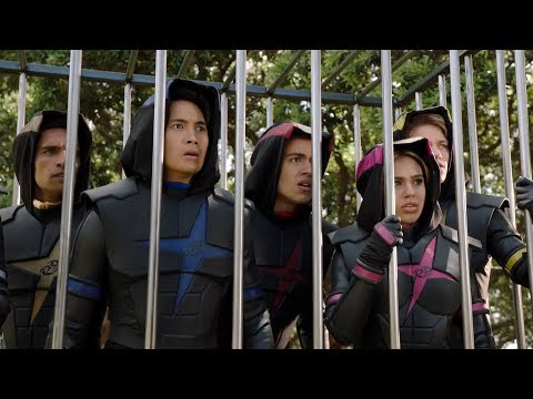 Power Rangers Super Ninja Steel Episode 1 Preview | Echoes of Evil | The Prism Returns