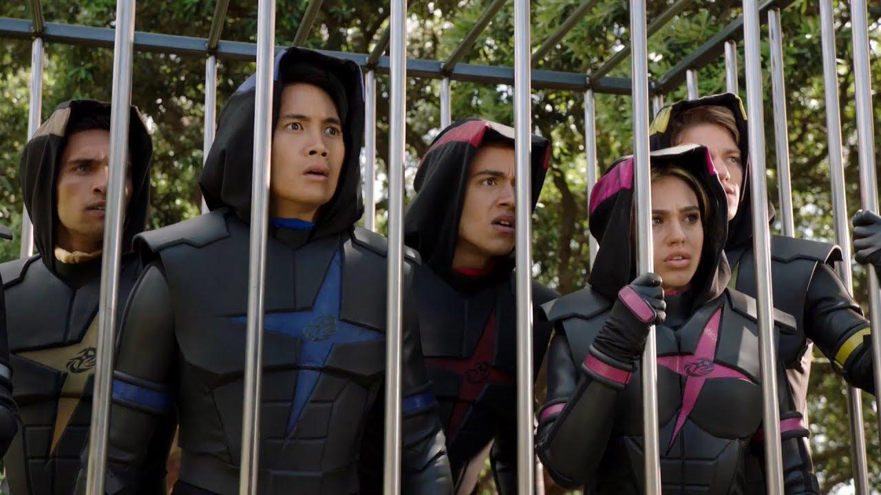 Power Rangers Super Ninja Steel - The Prism Returns | Episode 1