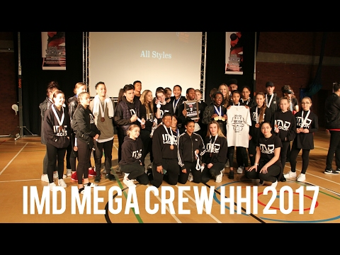 HHI 2017 UK CHAMPS | MEGA CREW | IMD LEGION