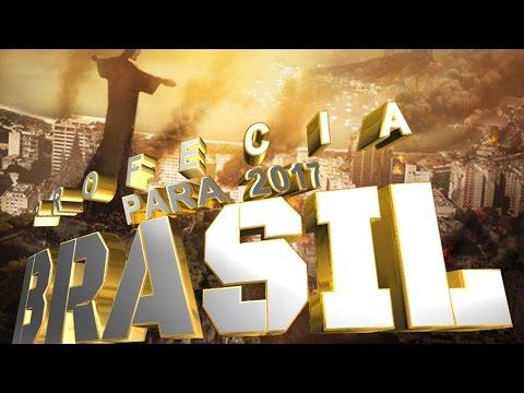 Profecia para 2016 no Brasil de Arrepiar assombrante Locutor Eduardo Santos