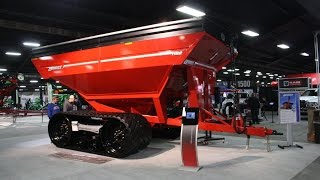 Unverferth Exhibit at the 2016 National Farm Machinery Show