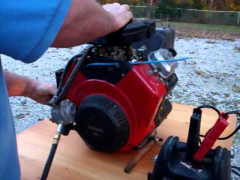 how to make a 24 hp briggs motor faster
