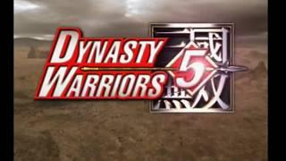 "[Ps2] Introduction du jeu ""Dynasty Warriors 5"" de Koei (2005)"