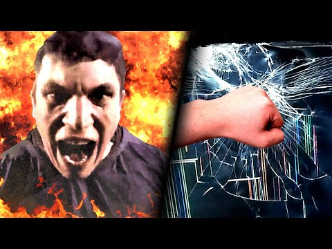 Twitch Streamers Getting Angry at Video Games 5 ( Twitch Rage Compilation ) |
