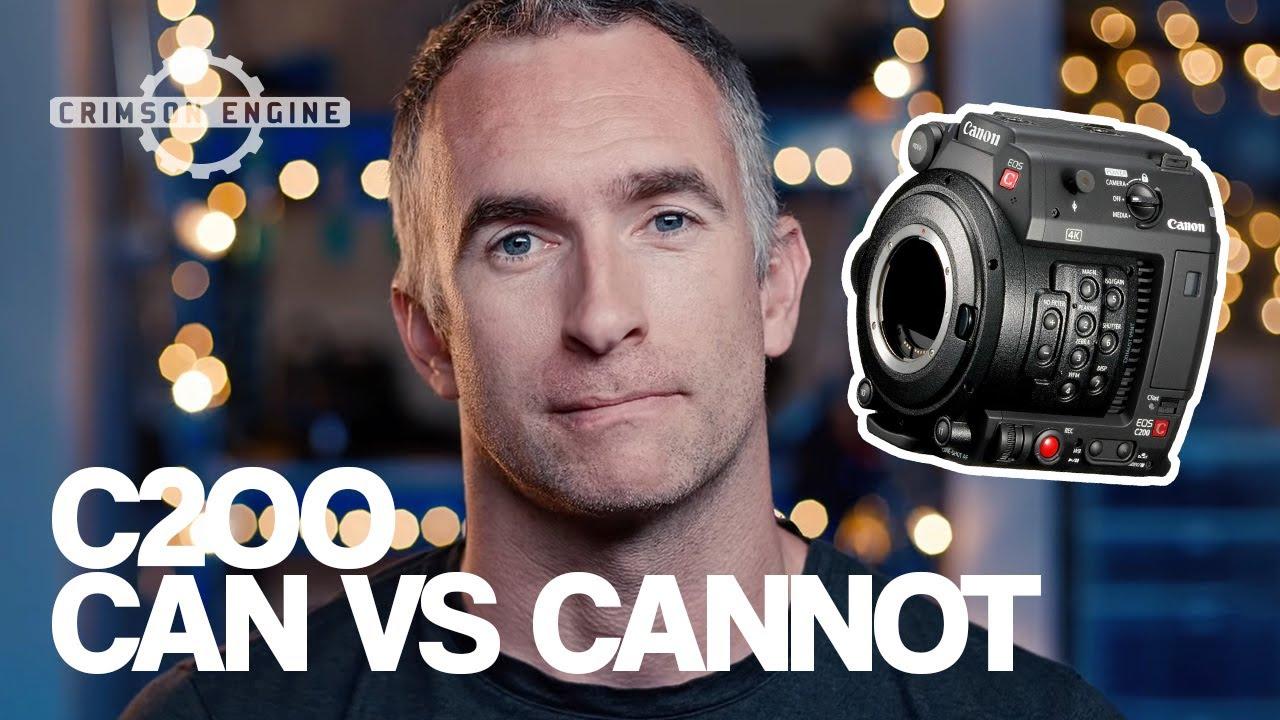 Canon EOS C200 Footage Comparison - 12-bit RAW vs 10-bit 4:2:2 vs 8