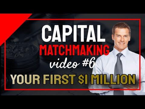 matchmaking investors