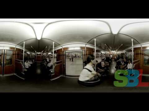 Virtual Reality applications | Nuke CARA VR