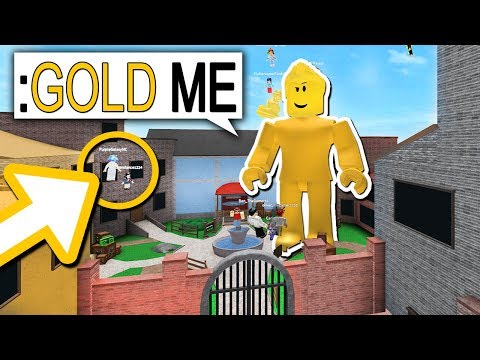 OWNERS GAVE ME ADMIN COMMANDS IN ROBLOX MURDER MYSTERY 2!!