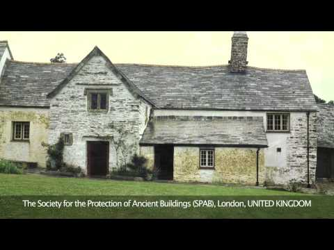 The Society for the Protection of Ancient Buildings (SPAB), London, UNITED KINGDOM
