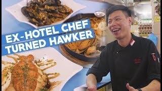 Restaurant Quality Hawker Food In Singapore By Ex-Hotel Chef: Chef Choo Signature