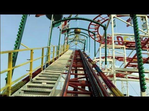 Wilde Maus German rollercoaster POV