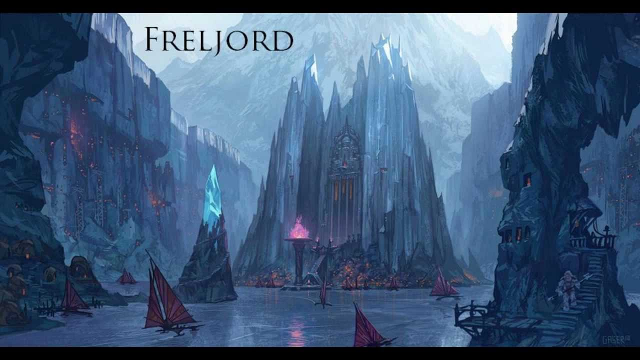League of Legends, Champions of Freljord - YouTubeLeague Of Legends Freljord Champions