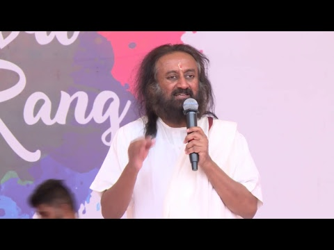 Yuvarang - Gujarat Grand Youth Event with Gurudev Sri Sri Ravi Shankar | Surat, Gujarat, India
