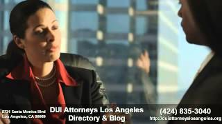 DUI Attorneys in Los Angeles - Directory & Blog | Los Angeles, California 90069