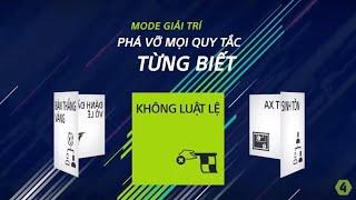 [FIFA Online 4 - New Update] MODE GIẢI TRÍ - CHẾ ĐỘ KHÔNG LUẬT LỆ