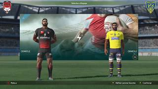 LYON LOU - ASM CLERMONT : Rugby 18