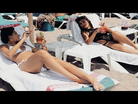 Shibani Dandekar And Monica Dogra Hot...