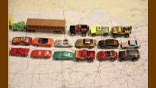 Long Line of Cars Music Video