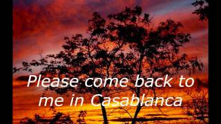 casablanca by Bertie Higgins
