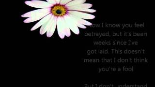 Lily Allen - Never Gonna Happen (with FULL lyrics)