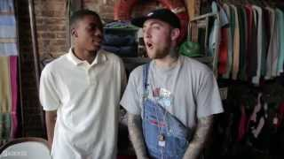 Mac Miller and Vince Staples - Live at Grand Street Bakery (Episode 1 - Part 1)