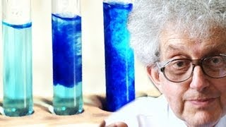 Copper Sulfate (slow Motion) - Periodic Table Of Videos