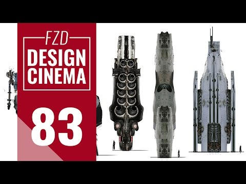Design Cinema - EP 83 - Designing with Silhouettes