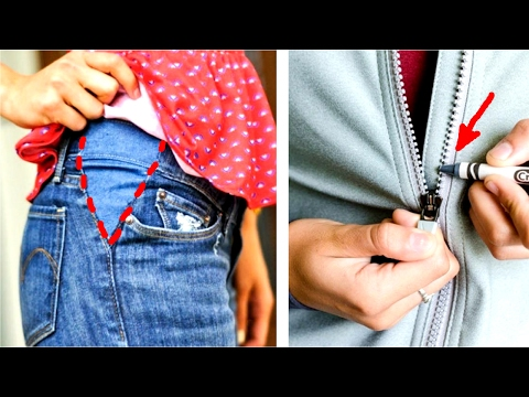 Thumbnail: 33 Clothing Hacks That Will Save You A Lot Of Money